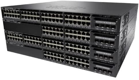 Cisco Catalyst 3650 48-Port DATA 4X10G Uplink IP WS-C3650-48TQ-S
