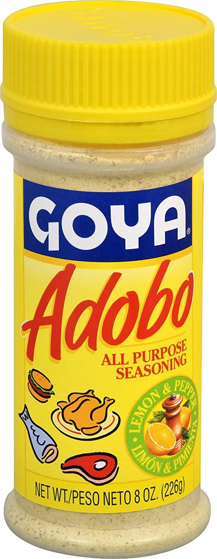 Goya Adobo with Lemon, 8 oz