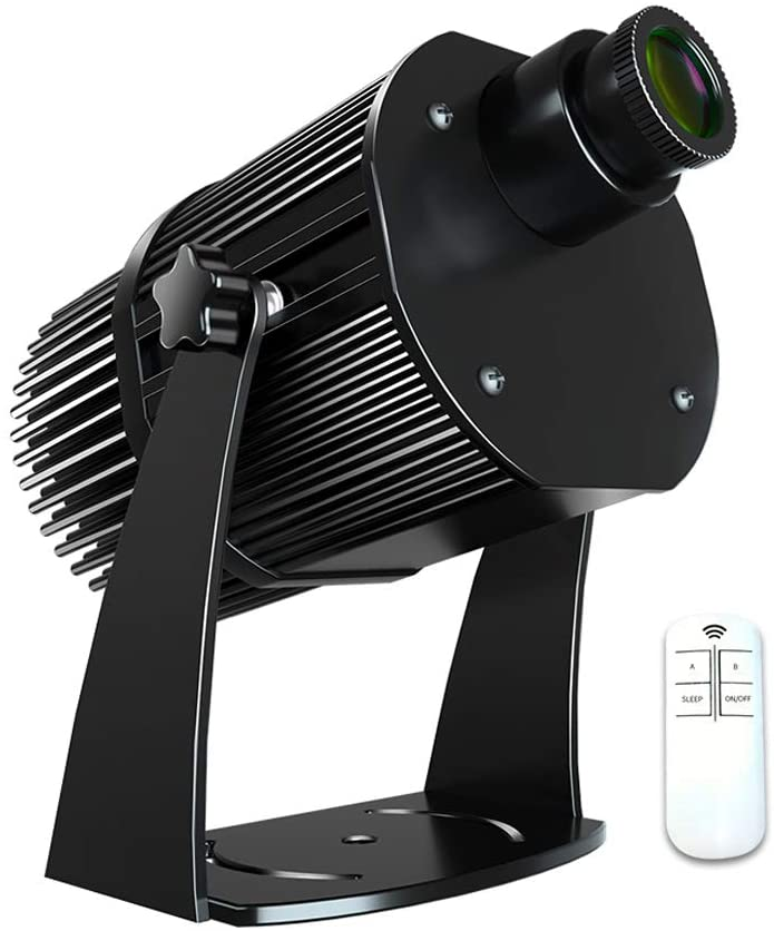 6 pictures Multiple image switches outdoor projector for advertising Gobo Projector led logo projector light (150W)