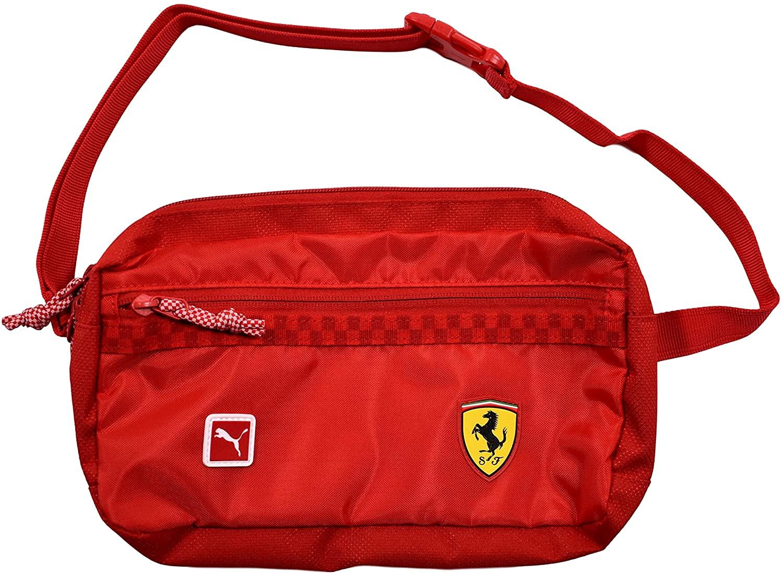 PUMA Ferrari Fanwear Red Waistbag
