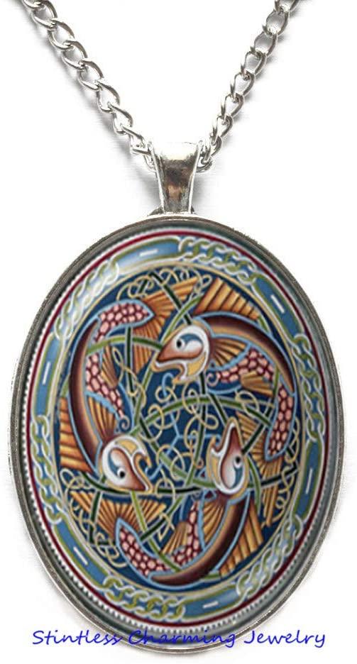 Wolf Necklace,Wolf Jewelry,Wolf Pendant,Animal Wolf Art Pendant, Bridesmaid jewelry-JV364
