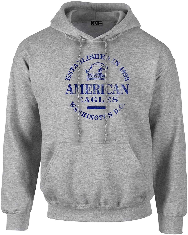 SDI NCAA 50/50 Blended 8 oz. Hooded Sweatshirt