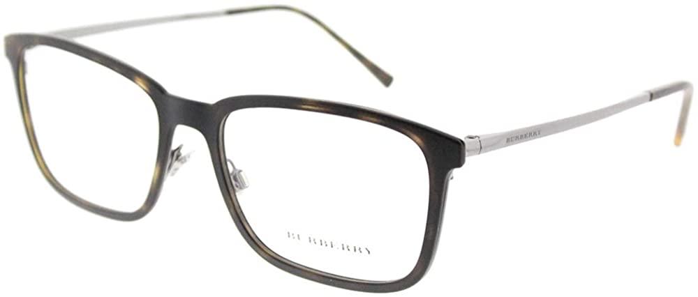 Burberry Men's BE1315 Eyeglasses Matte Dark Havana 54mm