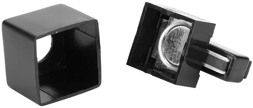 HONG111 Retractable Chalk Clip, Magnetic Clip Portable Chalk Holder, for Chalk Billiard
