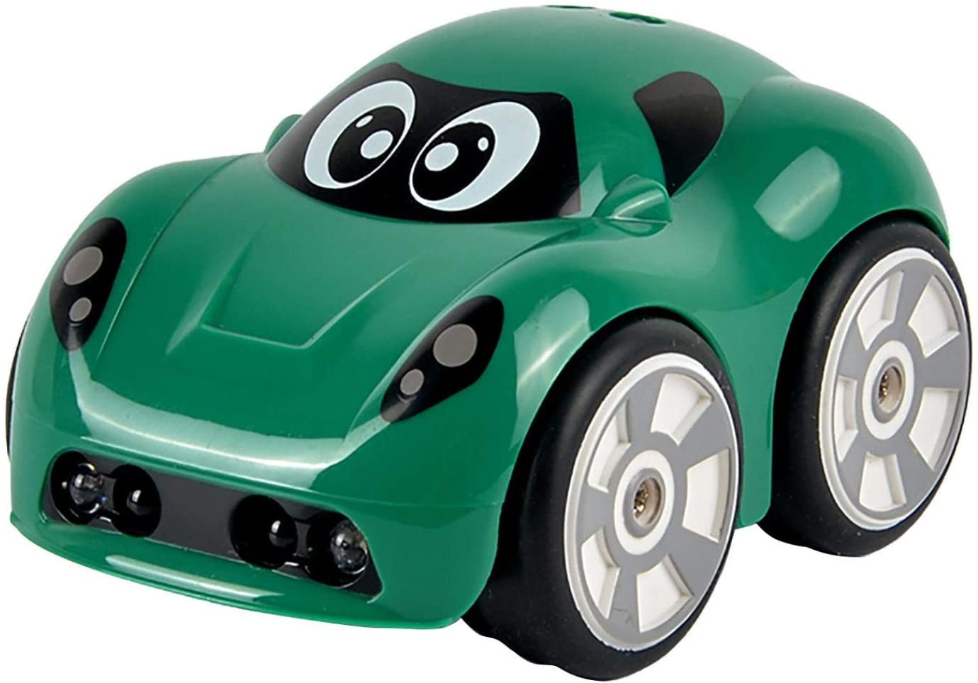 jeepjin Car Toy Electric Magic Hand Control Car Induction Follow Toy Remote Control Car Model Vehicle for Kids Boys and Girls Best Gift (Green)