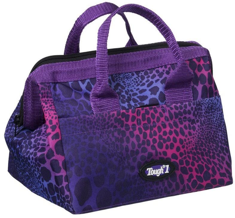 JT International Tough-1 Groomer Accessory Bag in Prints Wild Safari