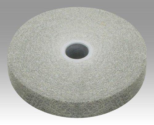3M Scotch-Brite XL-UW Unitized Aluminum Oxide Soft Deburring Wheel - Medium Grade - Arbor Attachment - 8 in Dia 3/4 in Center Hole - Thickness 1 in - 3500 Max RPM - 17153 [PRICE is per CASE]