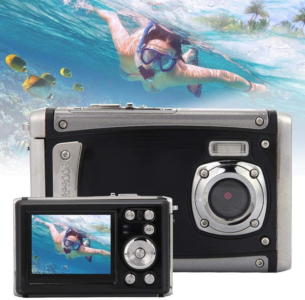 Ultra-Thin Waterproof Digital Camera,Jadpes 2.4