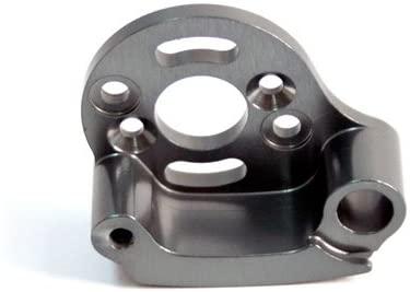 Traxxas Slash 4X4 1:16 Aluminum Alloy Motor Heatsink Hop Up Upgrade, Grey/Gun Metal by Atomik RC - Replaces Traxxas Part 7360