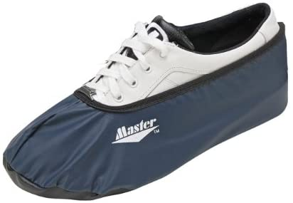 Master Industries Bowling Shoe Cover, Navy, Small