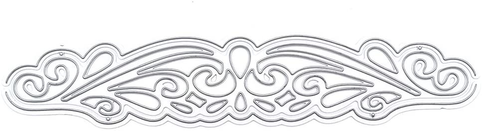 minansostey DIY Cutting Dies,Embossing Stencil, Template for Scrapbooking Paper Card Making