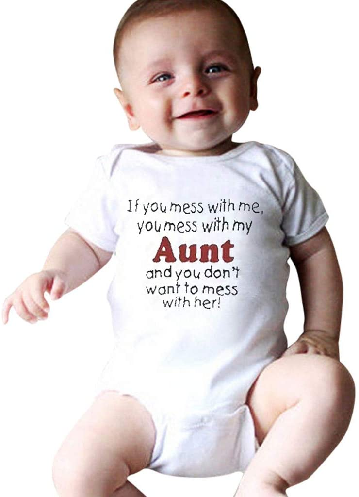 Shirt Luv Newborn Infant Baby Girls Boys Bodysuit Letter Romper Outfits Set Baby Kids Jumpsuits Clothes