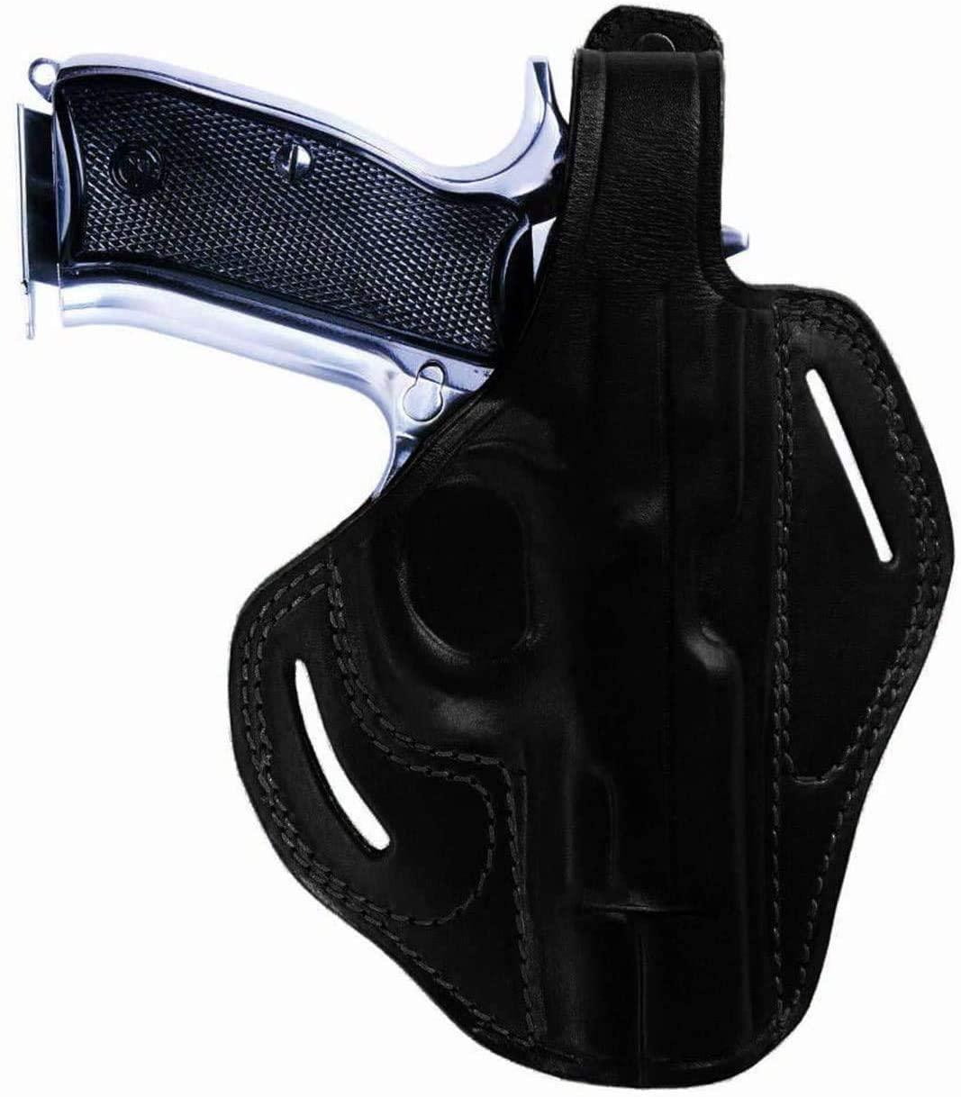 KoHolster Concealed Carry|Leather |OWB| Belt Gun Holster