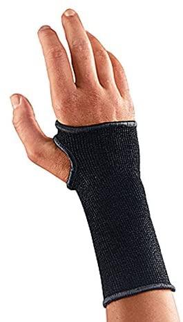Mueller Elastic Wrist Support Reg Blk