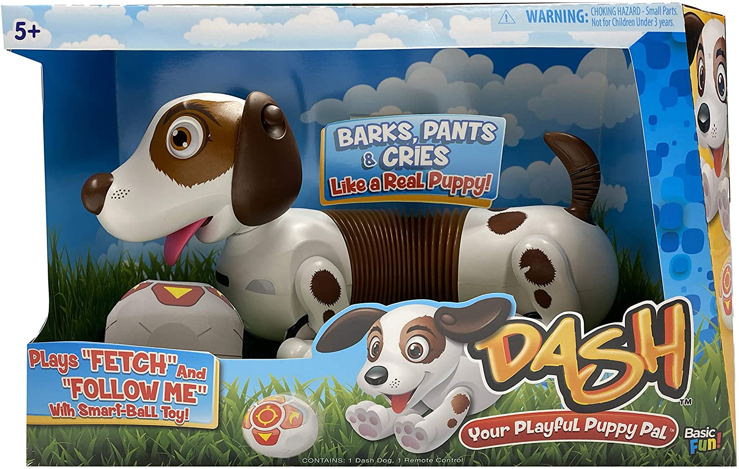 Anipets - Dash - Your Playful Puppy Pal