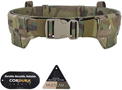 EMERSONGEAR MOLLE Rigger's Belt Lightweight Low Profile Tactical Modular Inner & Outer Combat Patrol Duty Belt Multicam