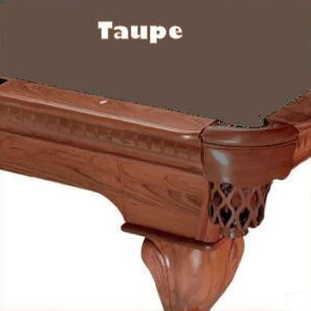 7' Taupe ProLine Classic 303 Teflon Billiard Pool Table Cloth Felt