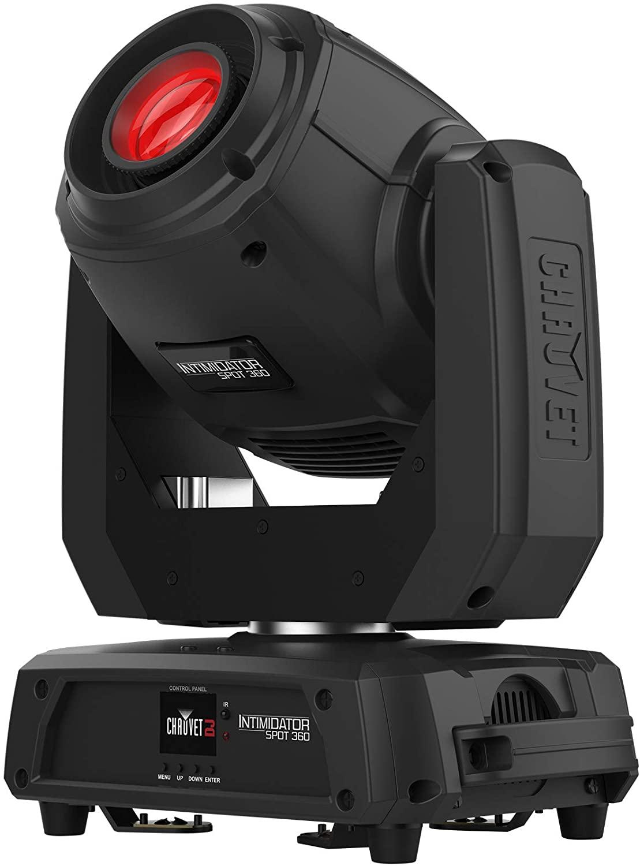 Chauvet Intimidator Spot 360 IRC Moving Head Chuch Stage Beam Light Fixture