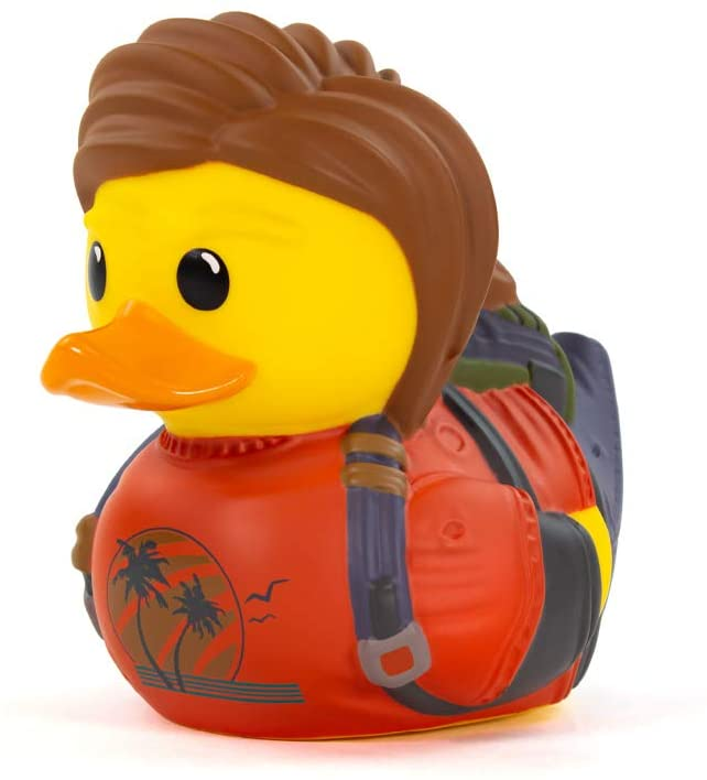 TUBBZ The Last of Us Ellie Collectible Rubber Duck Figurine – Official The Last of Us Merchandise – Unique Limited Edition Collectors Vinyl Gift