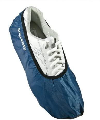 Brunswick Defense Shoe Cover (Blue, X-Large)