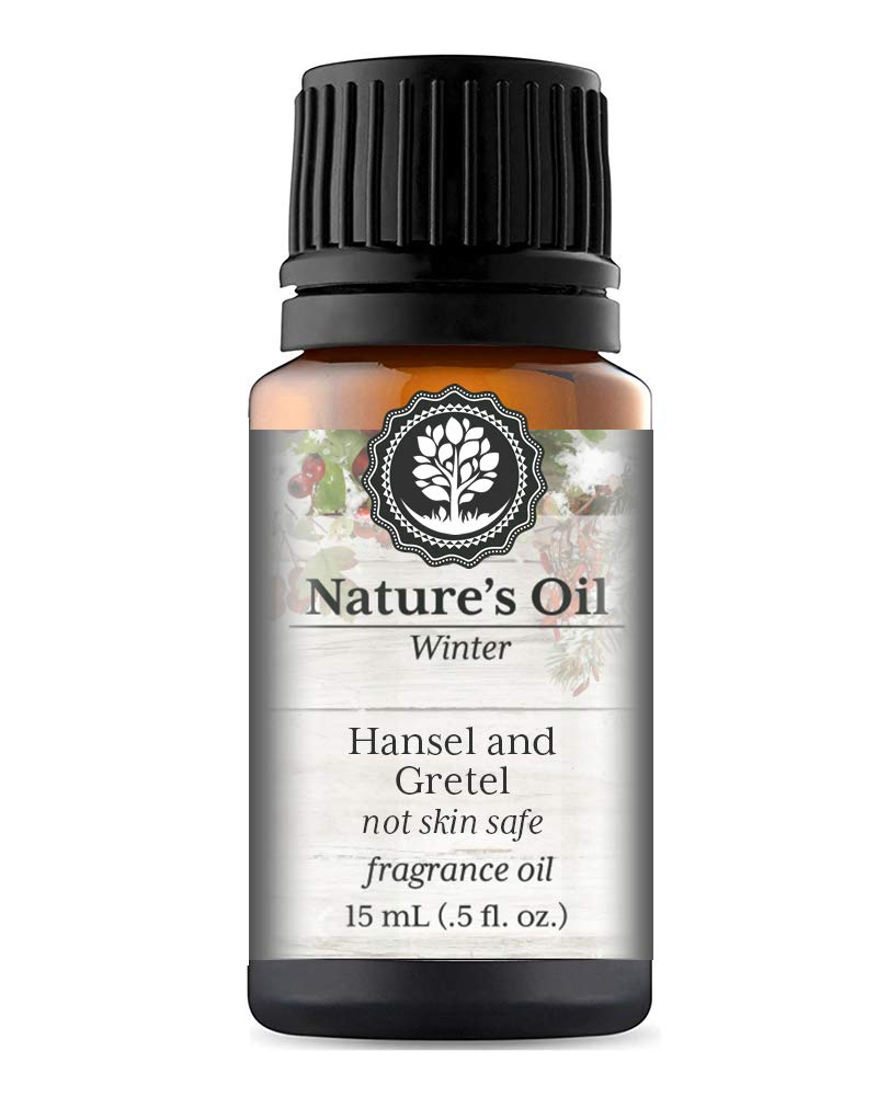 Hansel and Gretel Fragrance Oil (15ml) For Diffusers, Candles, Home Scents, Linen Spray, Slime
