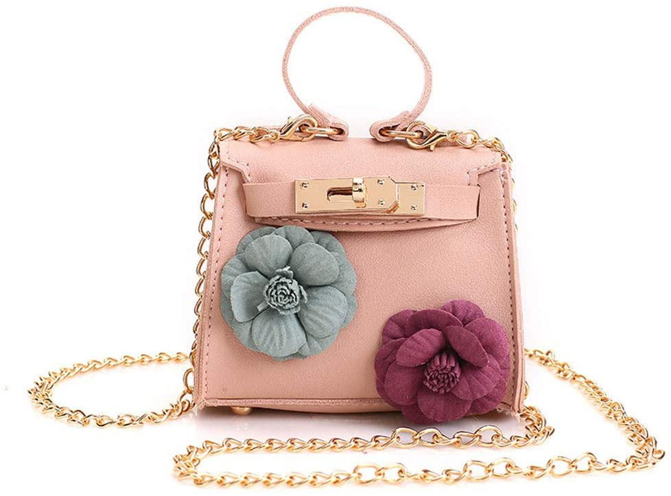 Kids Purse and Handbags for Little Girls Cross Body Bag for Toddlers