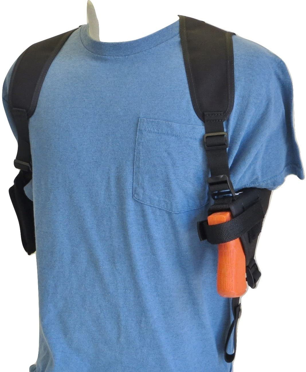 Federal Shoulder Holster for Ruger LC9, LC9s, EC9s & LC380 Pistols Without Laser
