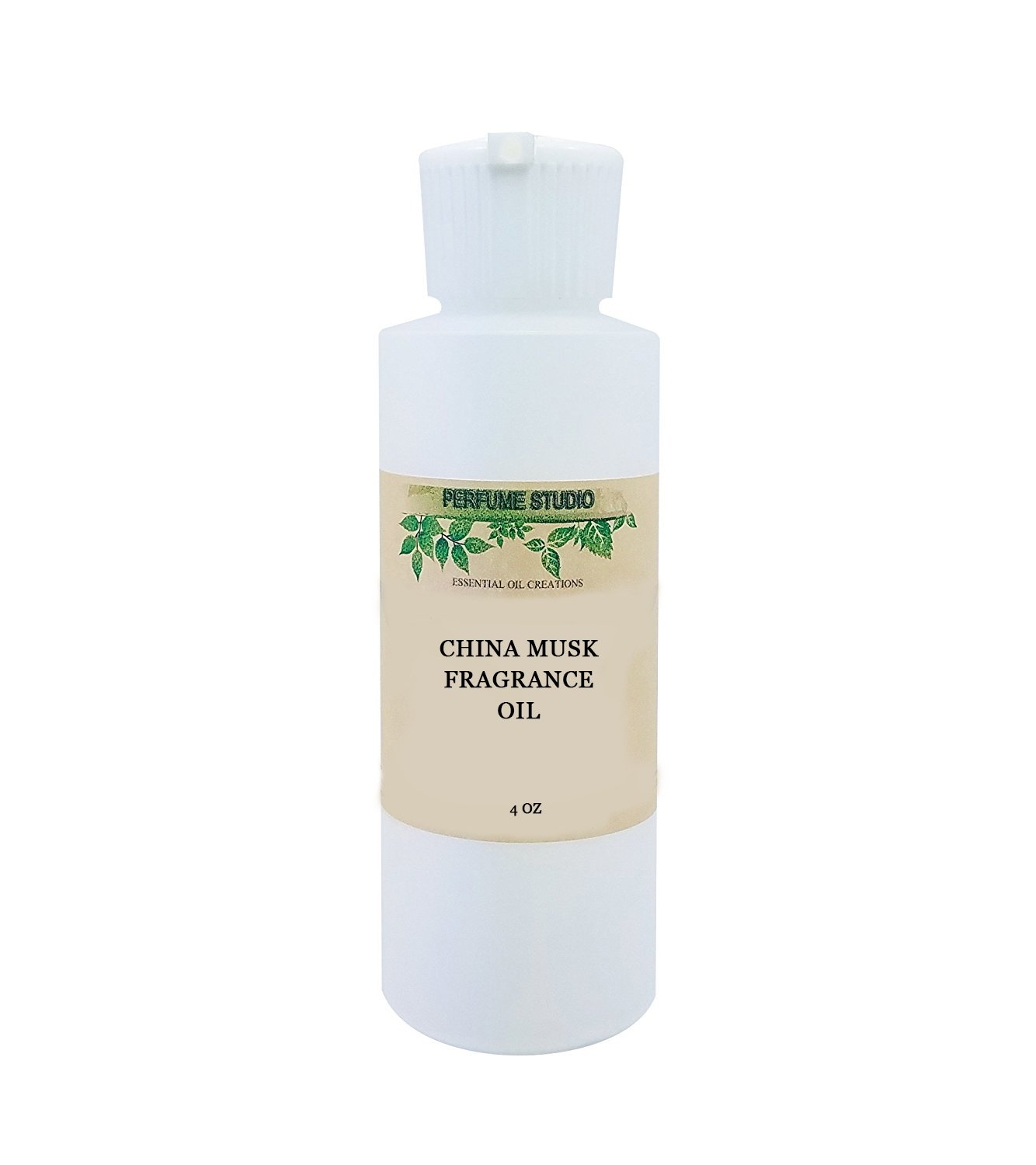 Fragrance Oil 100% Straight Pure Perfume Strength for Soap, Bath Bombs & Candle Making, Incense and Perfume Body Oils (CHINA-MUSK)