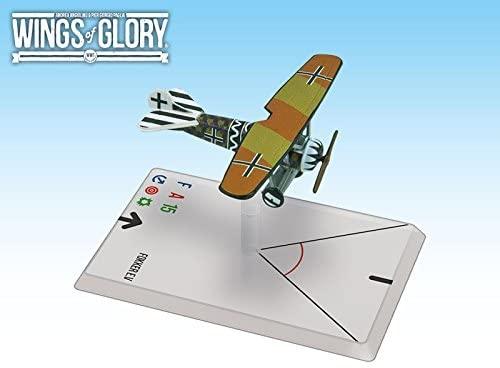 Ares Games srl WGF119A WG - WWI - Fokker E.V Lowenhardt