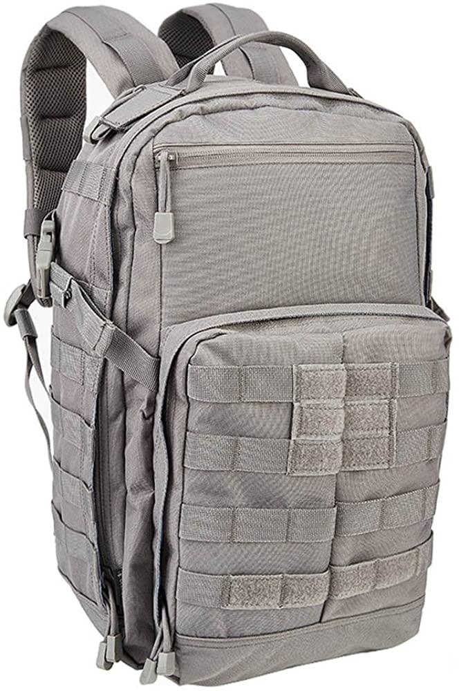 OLEADER Tactical Military Backpack Army Assault Bag Molle Rucksacks 30L