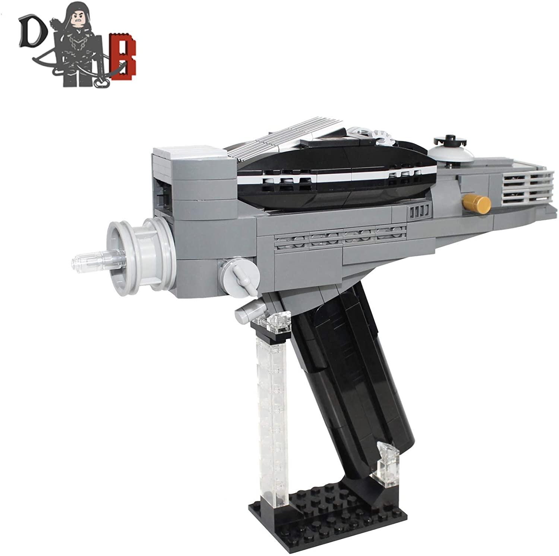 Demonhunter Bricks Star Trek Custom Star Fleet Type 2 Star Trek Phaser Made Using Genuine Pieces.