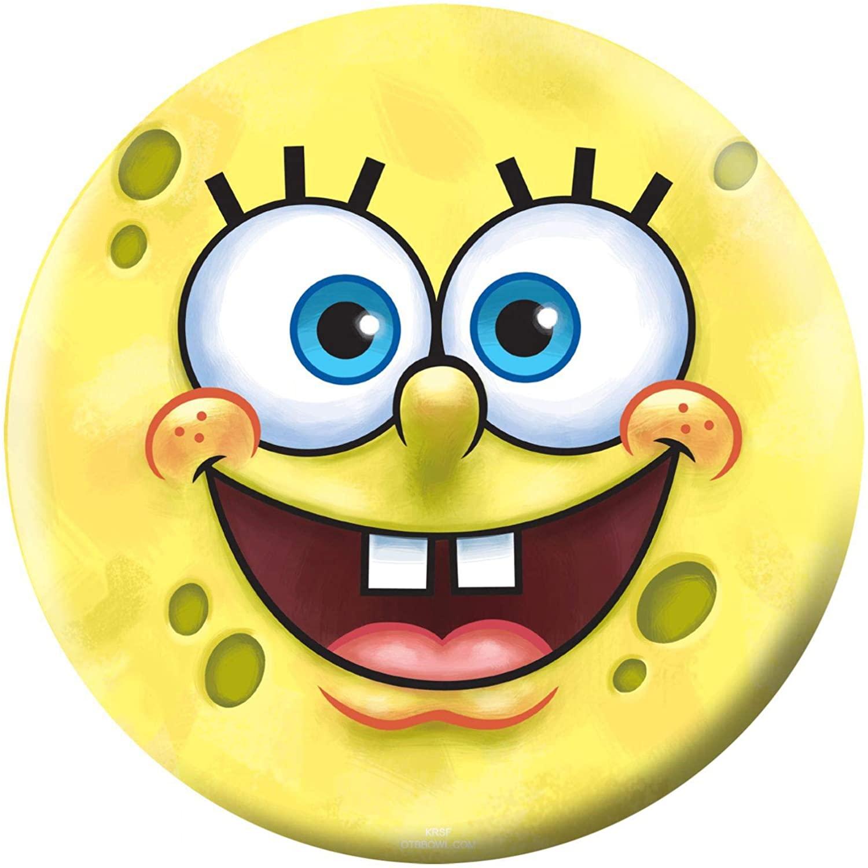 OnTheBallBowling Spongebob Face USBC Approved Bowling Ball