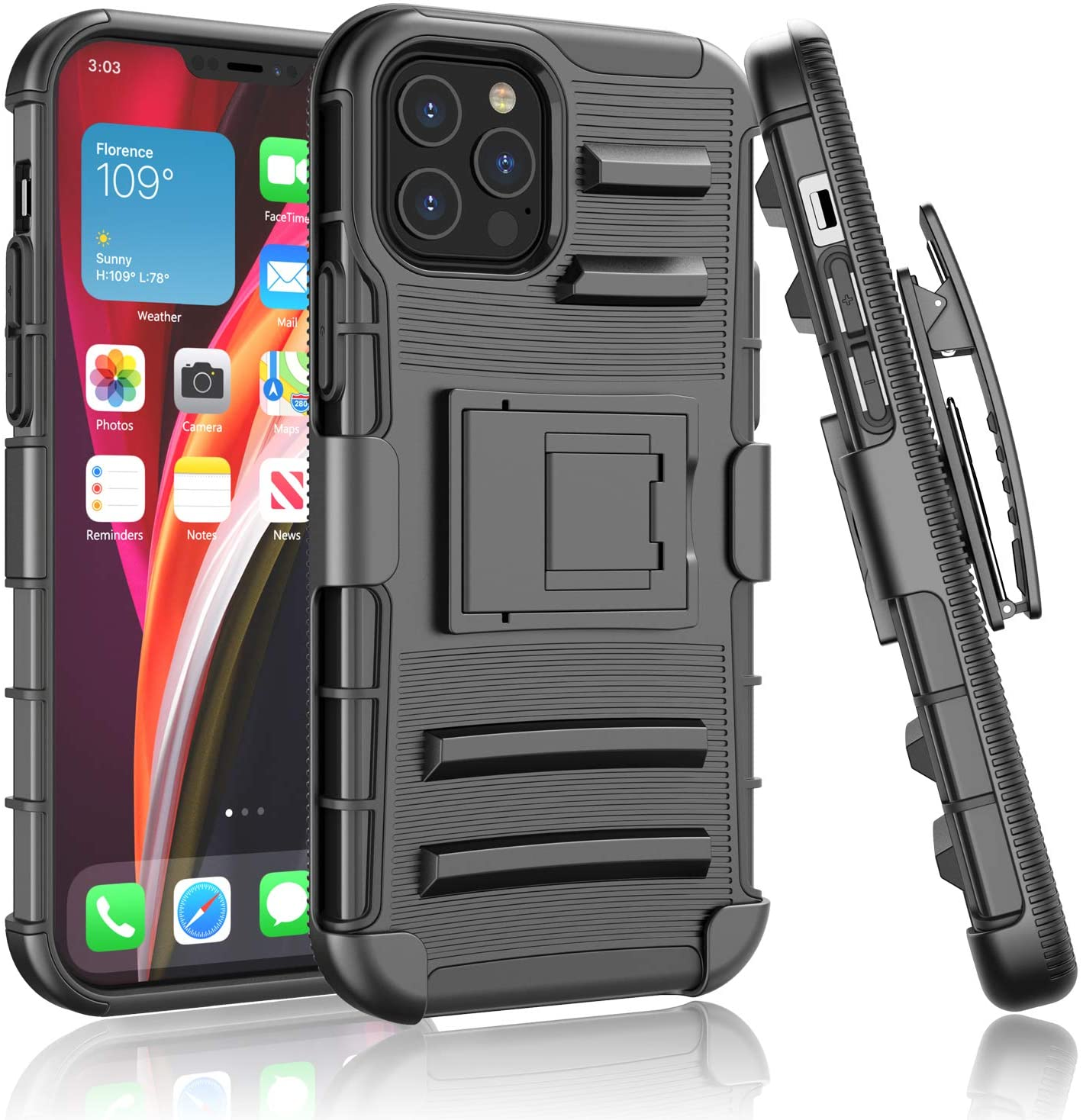 iPhone 12 Pro Max Case, Takfox Phone Case for iPhone 12 Pro Max Case 6.7