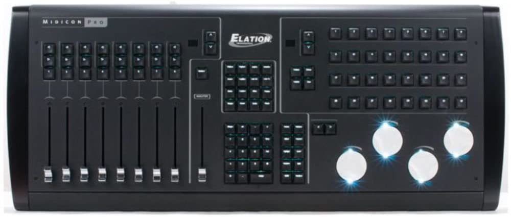 Elation MIDIcon Pro MIDI/USB Controller Interface - New