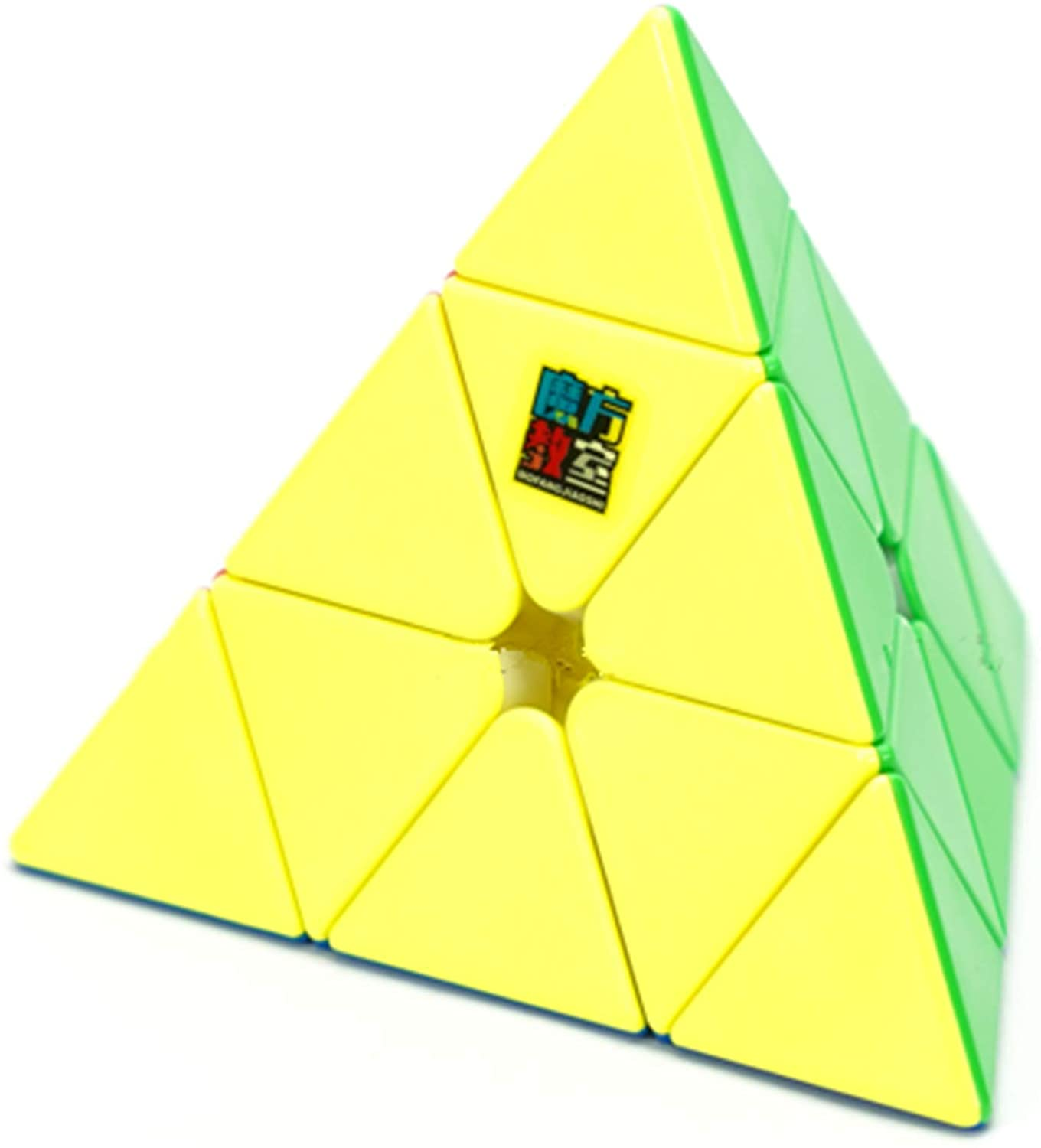 CuberSpeed Moyu Meilong pyraminx M Magnetic stickerless Speed Cube MFJS MEILONG Pyraminx M Speed Cube