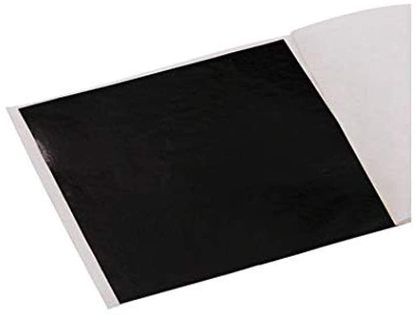 My Berg Imitation Gold Black Leaf 200 Sheets Gilding Foil 3.15