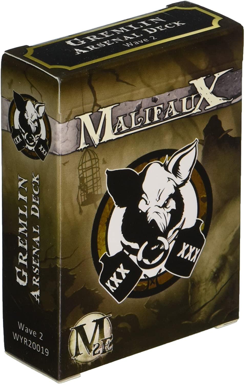 Wyrd Malifaux Gremlin Wave 2 Arsenal Pack
