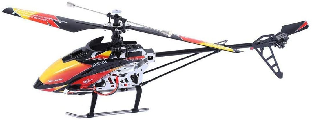 NiGHT LiONS TECH WL Large V913 4CH Remote Control RC Helicopter for Outdoor