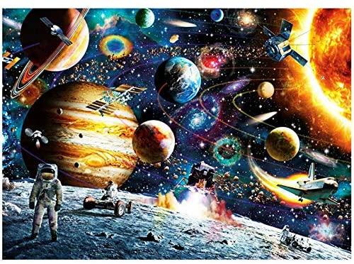 1000 Piece Space Puzzle