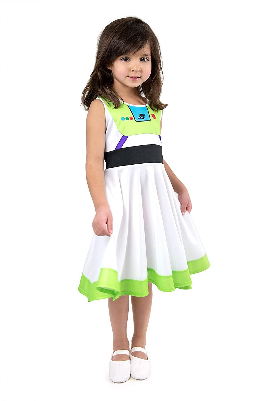 Little Adventures Astro Twirl Dress (X-Large Size 10)