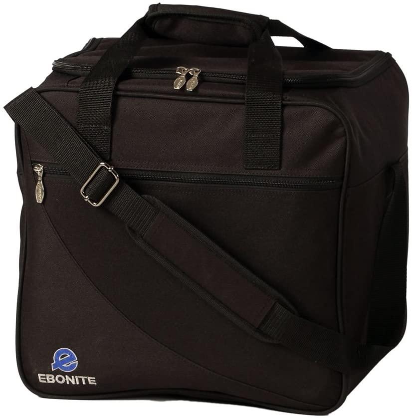 Ebonite Basic Single Bowling Bag- Many Colors
