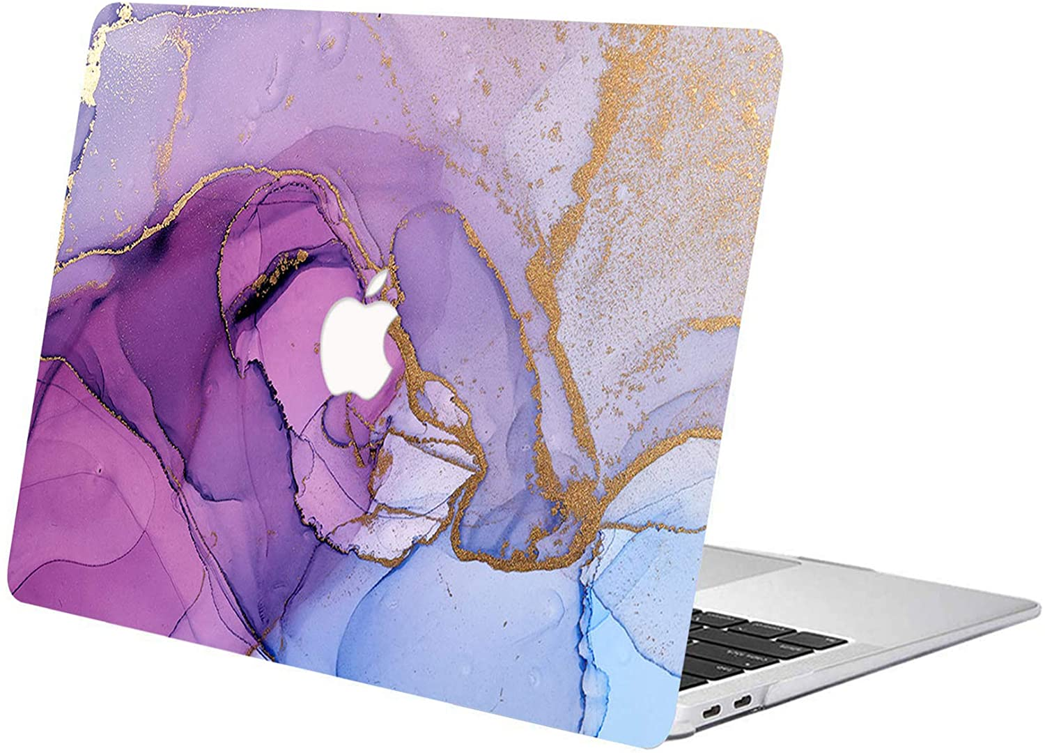 ACJYX MacBook Air 13 inch Case 2020 2019 2018 Release Model A1932 A2179 Smooth Plastic Protective Shell with Patterns Printed on Laptop Hard Cover for New Version MacBook Air 13