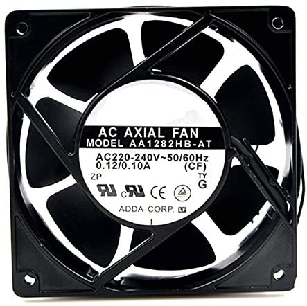 AA1282HB-AT AA1282HB-AW 1238 AC220V 0.12/0.10A 12CM 12038 Inverter cooling fan