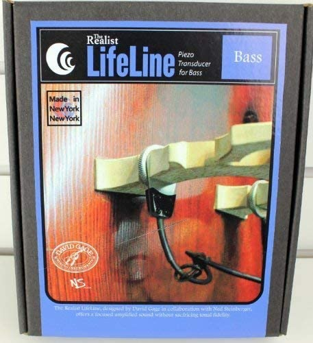 The Realist LifeLine for Double Bass, XL size