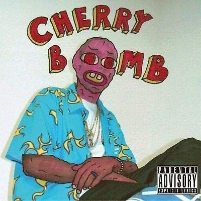 unity One tyler the creator cherry bomb 12 x 12 inch Poster Rolled