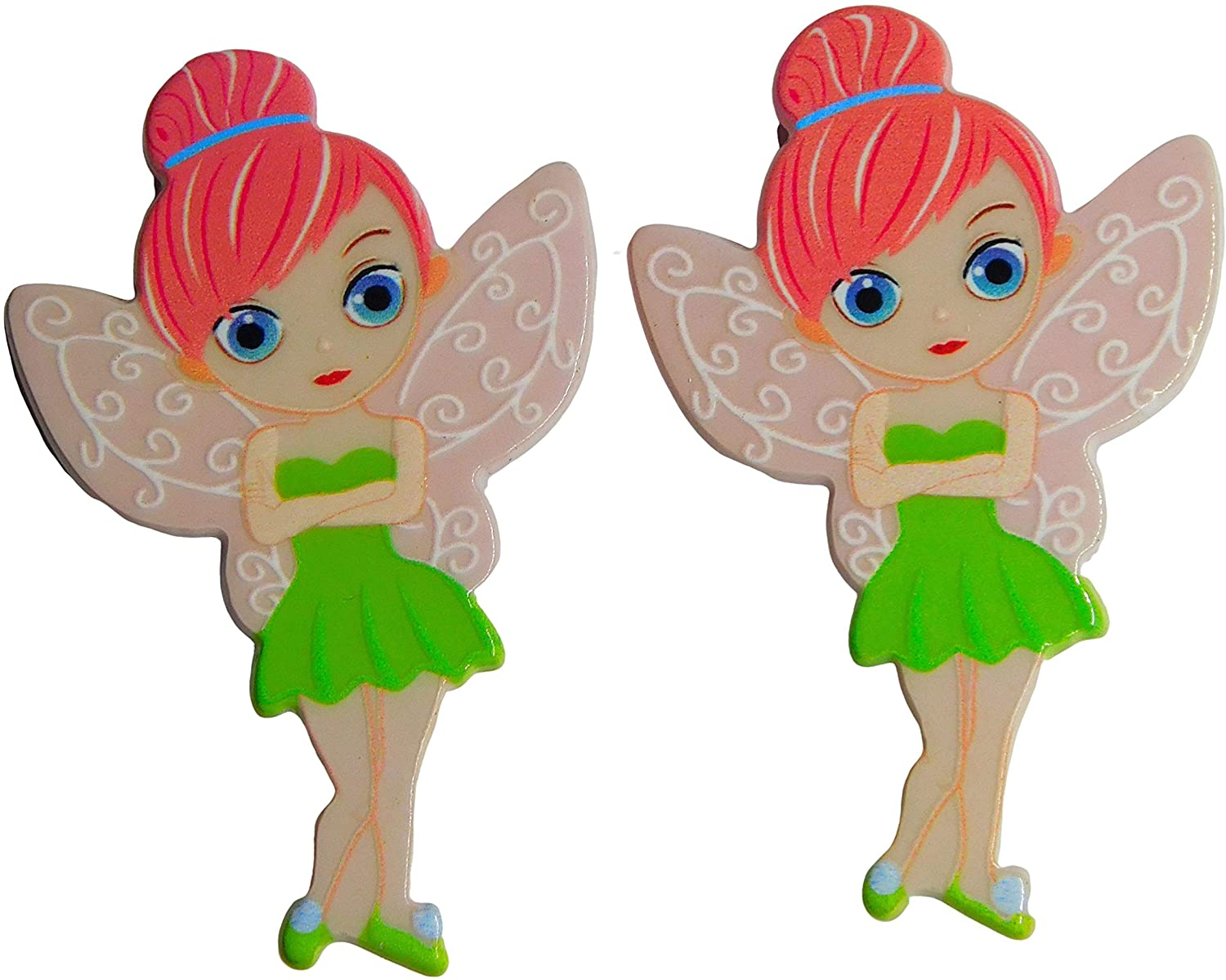 Princess - 2 Pieces of Hair Jewelry Kids Hair Clip Girl Accessories Girls Styling