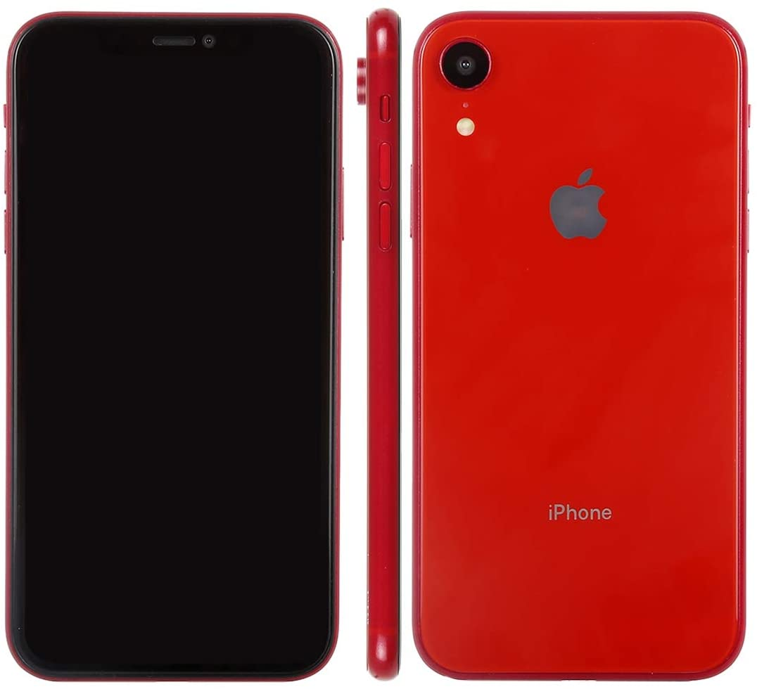 Apple iPhone XR, 64GB, Red - For T-Mobile (Renewed)