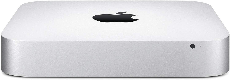 Apple Mac Mini Desktop MD388LL/A, 2.3GHz Intel Core i7, 16GB RAM, 1TB HDD, Silver (Renewed)