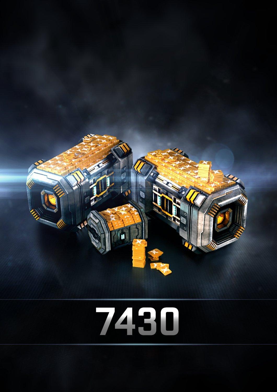 EVE Online: 7430 PLEX: [Game Connect]