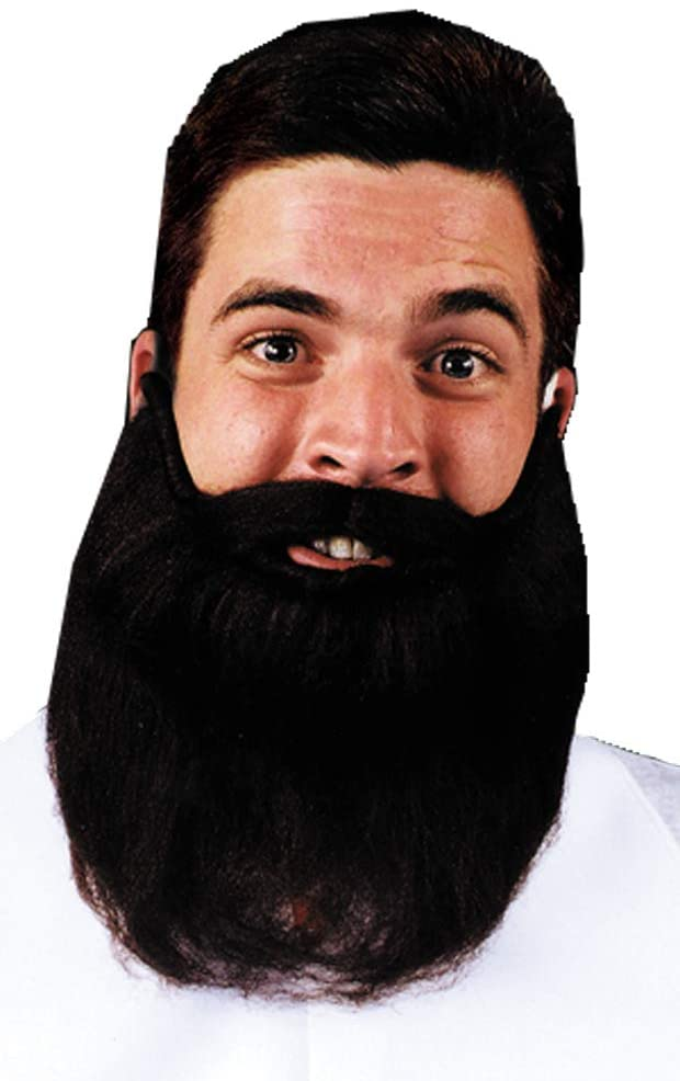 Rubie's Costume Co Beard & Mustache-8